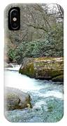 River House In Spring IPhone Case