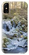 River In The Mountain IPhone X Case