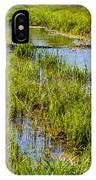 River Kennet Marshes IPhone Case