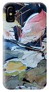River Leaves IPhone Case