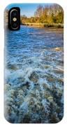 River Medway Kent IPhone Case