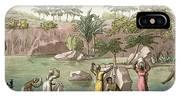 River Near San Benedetto, Madagascar IPhone Case