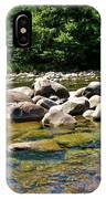 River Of Rocks IPhone Case