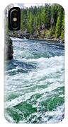 River Power IPhone Case