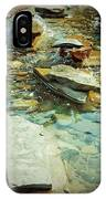 River Rock Path IPhone Case