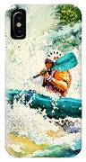 River Rocket IPhone Case