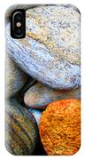 River Rocks 1 IPhone Case