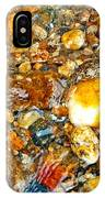 River Rocks 10 IPhone Case
