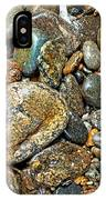River Rocks 14 IPhone Case