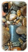 River Rocks 15 IPhone Case