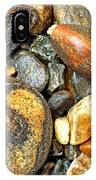River Rocks 16 IPhone Case