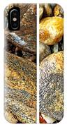 River Rocks 16 In Stereo IPhone Case