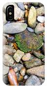 River Rocks 2 IPhone Case