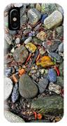 River Rocks 22 IPhone Case