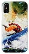 River Rush IPhone Case