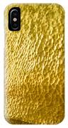 River Sculptured Marble Reflected On Water Surface IPhone Case