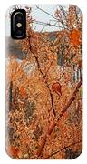 River Side Foliage Autumn IPhone Case