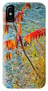River Sumac IPhone Case