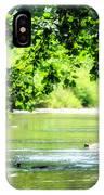 River Walk IPhone Case