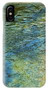 River Water 1 IPhone Case