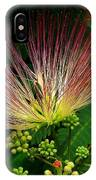River Wildflowers IPhone Case