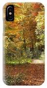 Riverside Colors 4 IPhone Case
