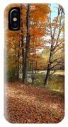 Riverside Colors 5 IPhone Case