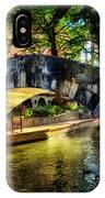 Riverwalk In The Sun IPhone Case