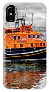 Rnlb 17-28 Brixham IPhone Case