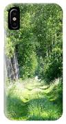 Road To Bruges IPhone Case