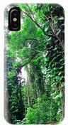 Road To Hana IPhone Case