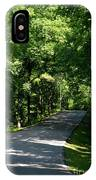 Road To Nature IPhone Case