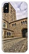 Road To The Gatehouse - In Color IPhone Case