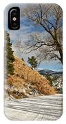 Road To The Lake IPhone Case