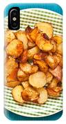 Roast Potatoes IPhone Case