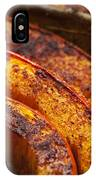 Roasted Pumpkin IPhone Case