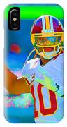 Robert Griffin IIi   Rg 3 IPhone Case