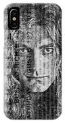 Robert Plant - Led Zeppelin IPhone Case