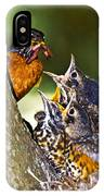 Robin Family IPhone Case