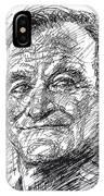 Robin Williams IPhone Case