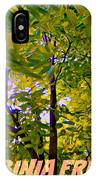 Robinia Frisia IPhone Case