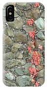 Rock And Ivy Design  IPhone Case
