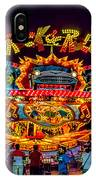 Rock And Roll On The Boardwalk IPhone Case