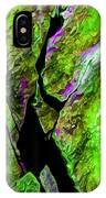 Rock Art 20 IPhone Case