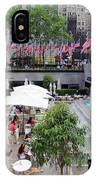 Rock Center Fourth IPhone Case