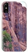 Rock Climbing IPhone Case