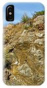 Rock Pile In Black Rock Canyon On Panorama Loop Trail In Joshua Tree National Park-california IPhone Case