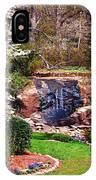 Rock Quarry Garden IPhone Case