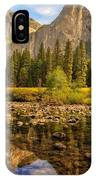 Rock Reflections On The Merced IPhone Case