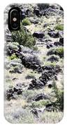 Rock Sheep Fence IPhone Case